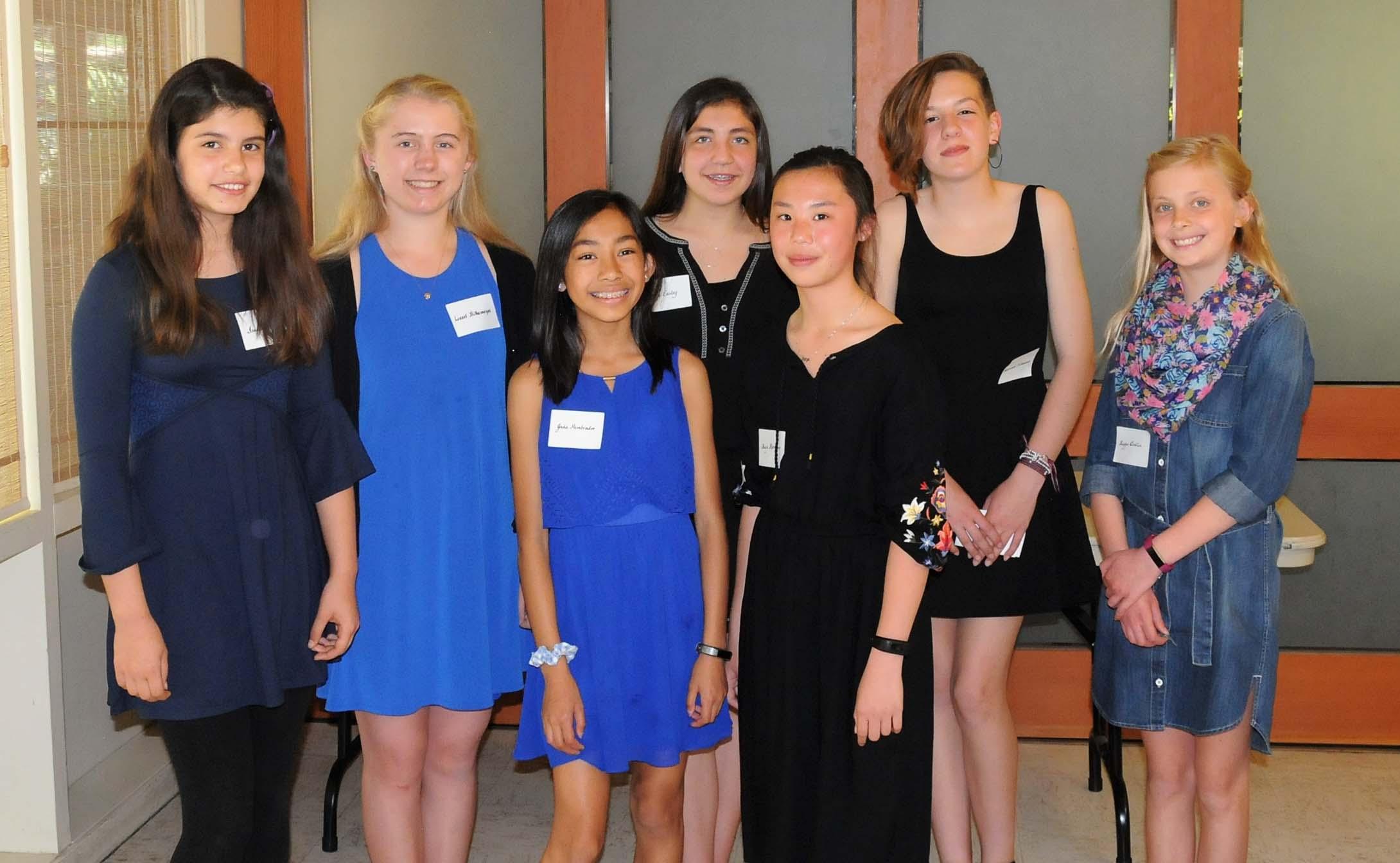 AAUW Tech Trek Science and Math Camp for Girls | Orinda-Moraga